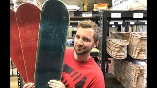 SUBSCRIBERS PICK MY NEW SKATEBOARD!