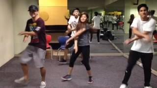 Jupmshot Dance cover by Loisa Andalio