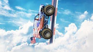 WORLD'S HARDEST MONSTER TRUCK RACE!(GTA 5 Funny Moments)