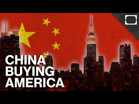 watch How Much Of The U.S. Does China Own?