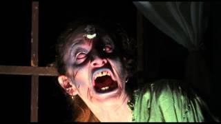 The Evil Dead (1981) Best Scenes: Cheryl is Possessed
