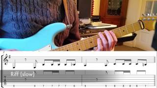 Cake By The Ocean–Guitar Lesson