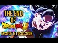 Download Video Dragon Ball Super Episode 131 THE END OF DRAGON BALL SUPER DBS MOVIE DISCUSSION! 3GP MP4 FLV