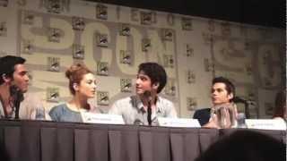 Comic Con 2012: Teen Wolf Panel