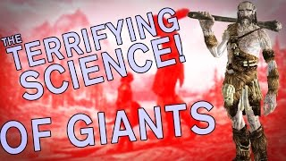 The SCIENCE! Behind Skyrim's GIANT Catapult