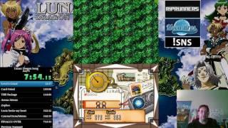 Lunar: Dragon Song speedrun PB/WR - 6:02:41