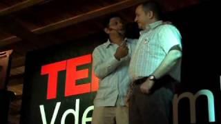TEDxVdemomboyU - Oscar Gómez - La magia del emprendimiento
