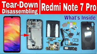 Redmi Note 7 Pro Full Disassembling/Teardown & Repairs: How to Replace LCD, Battery & Parts..