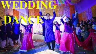 Mehndi dance | Ekhane Dujone Nirojone  and Aashona and Remix Qawwal  | 2017