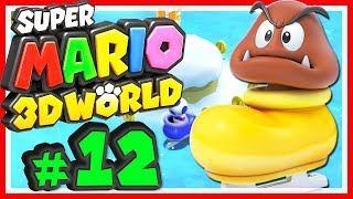 SUPER MARIO 3D WORLD # 12 🐱 Märchen aus 1001 Touchscreentüren [HD60] Let's Play Super Mario 3D World
