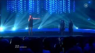 Lena Meyer-Landrut - Satellite - Eurovision Song Contest 2010 Live  (HD)
