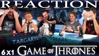 Game of Thrones 6x1 Season Premiere REACTION!!