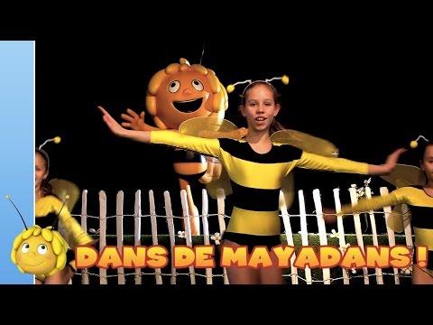 Maya De Bij Instructiefilmpje De Maya Dans