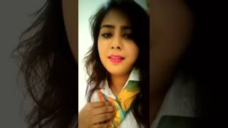Akhon to Somoy valobashar cover by chittra
