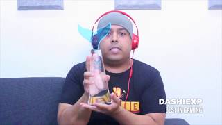DashieXP Acceptance Video for Best in Gaming