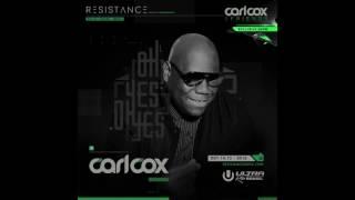 Carl Cox - Live @ Ultra Resistance Rio, Brasil Oct 2016 (Global 705)