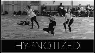 Hypnotized at VIP Vancouver @brianfriedman Choreography