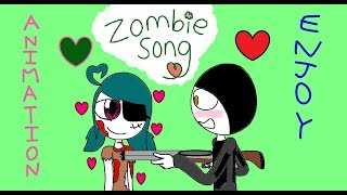 The Zombie Song (Animation) ☆Flipaclip