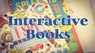 Top 3 Interactive Books for Preschool and Toddlers