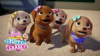 Barbie & Her Sisters in a Puppy Chase Teaser | Barbie