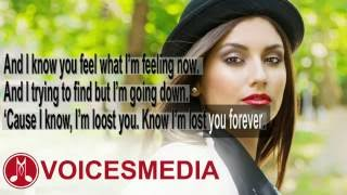 Andia - Lost  LYRICS