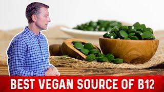 Best Vegan Source of Vitamin B12