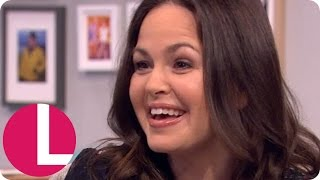 Giovanna Fletcher's Waters Broke During Dinner With McBusted! | Lorraine