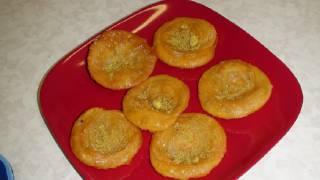 Sweet Sata or Chiroti (Khaja) Phenori video recipe or Thor - Indian  Dessert