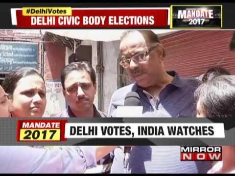 MCD Polls: Dynasty politics rules Chandni Chowk constituency  - The News