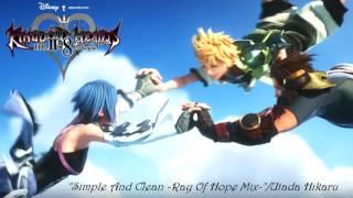 Simple And Clean  Ray Of Hope Mix  Utada Hikaru  English Raw Full Hd  New