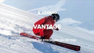 Atomic Vantage 2018/19 | Feel lighter, be stronger, ski better