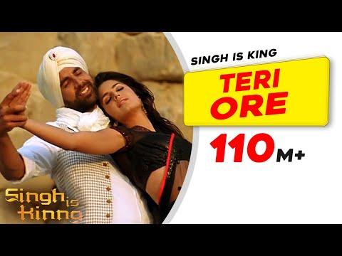 Teri Ore | Singh Is Kinng | Akshay Kumar | Katrina Kaif | Rahat Fateh Ali Khan | Shreya Ghoshal