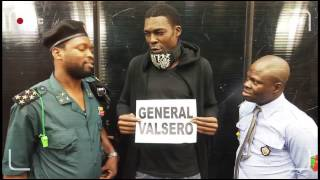 Moustik karismatik la brigade a interpellé valsero (Humour Camerounais)