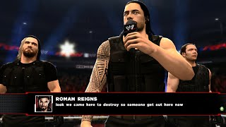 SETH ROLLINS SOLD OUT (WWE 2K14 Story)