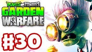 Plants vs. Zombies: Garden Warfare - Gameplay Walkthrough Part 30 - Healing Classes (Xbox One)