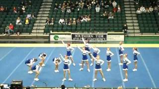 Cheer Comp 2010