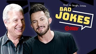 Justin Willman Is A MAGICIAN With Bad Jokes!