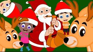Paskong Anong Saya | Paskong Pinoy Medley Awiting Pambata | Tagalog Christmas Rhymes Collection