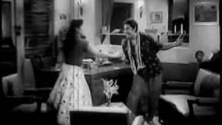 Dilli Ka Thug(1958)-C.A.T Cat Maane Billi (Kishore Kumar & Asha Bhonsle)