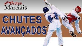 Taekwondo Golpes - Chutes Avançados