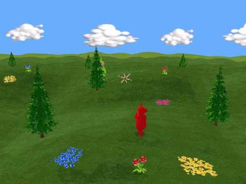 Let s Play Play With The Teletubbies PC Version Part 1
