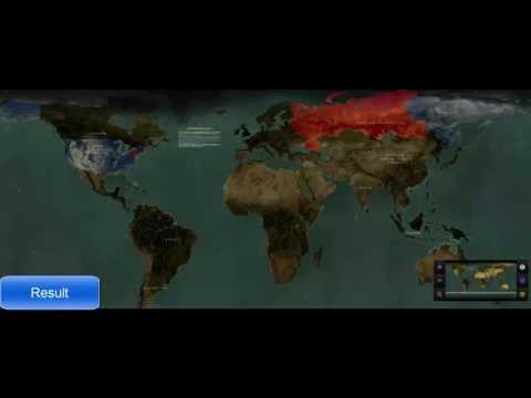 USA vs Russia Simulation Part #2