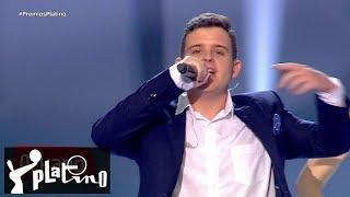 Premios PLATINO 2017 – Arkano improvisa durante la gala