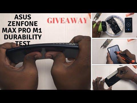 Xxx Mp4 Asus Zenfone Max Pro M1 Durability Test Flame Test Water Test Drop Test Scratch Test 3gp Sex