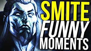 HOW TO RIDE HE BO! - SMITE FUNNY MOMENTS