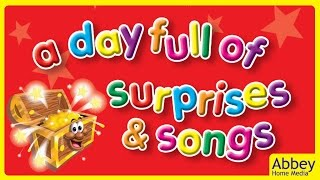 A Day Full of Surprises and Songs
