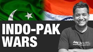 (1/3) Indo-Pak Wars (भारत-पाक युद्ध) 1948 & 1965 by Roman Saini [UPSC CSE/IAS, SSC]