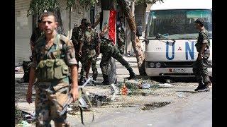 فضيحة جديدة للأمم المتحدة في غوطة دمشق.. ما هي؟ - هنا سوريا