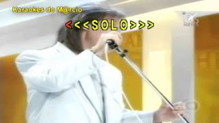 Roberto Carlos - Nossa Canção - Karaoke