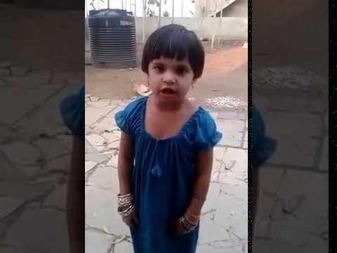 Sweet Marathi little girl